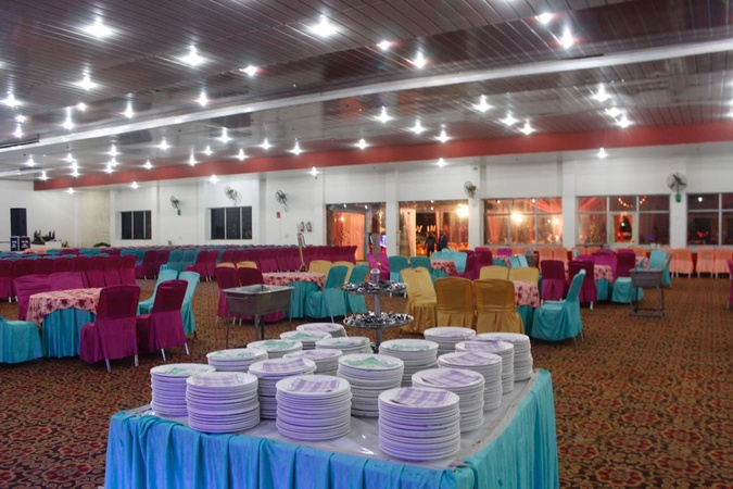 Gagan Resort Morinda Chandigarh - Banquet Hall