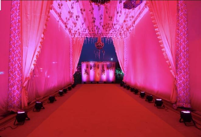 Shiv Shakti Garden Mansarovar Jaipur - Banquet Hall