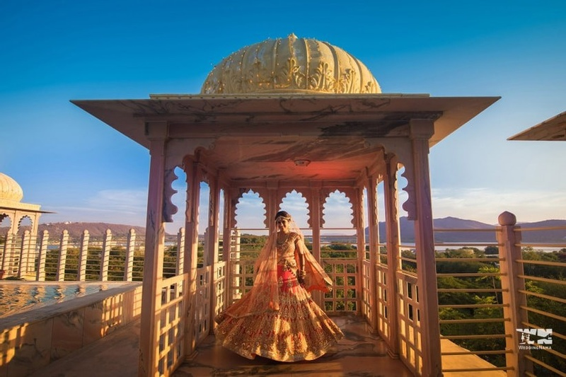 Wedding Destination in Jaipur - 5 Venues In The Pink City For Your Dream Wedding
