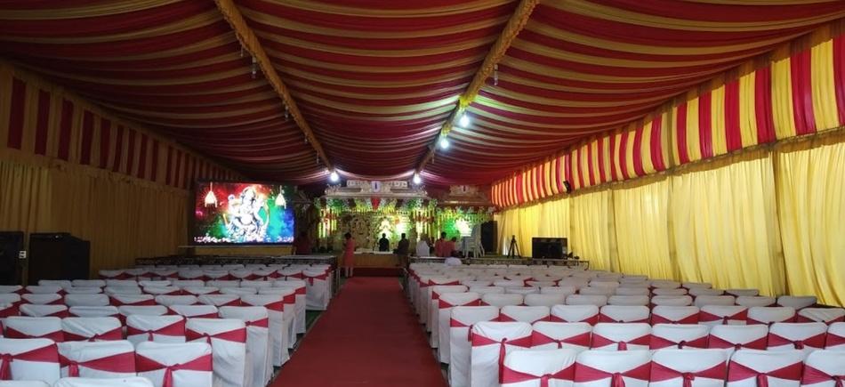 Zoroastrian Club Function Hall Secunderabad Hyderabad - Banquet Hall
