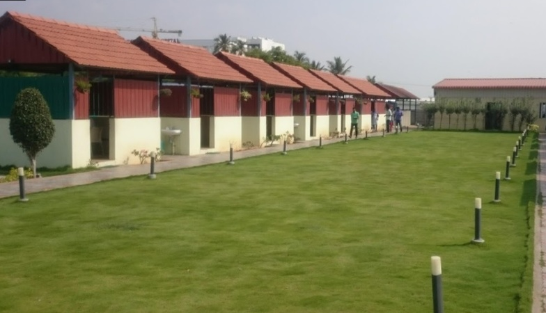 The Garden Restaurant Neelambur Coimbatore - Wedding Lawn