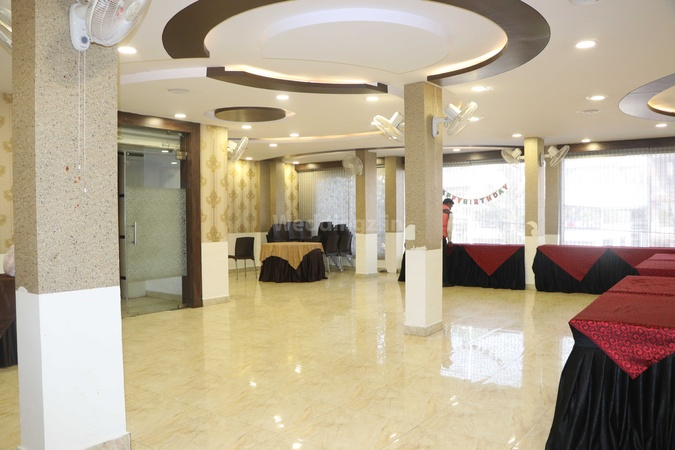 Tilak Chocolady Bakery And Restaurant Shahpura Bhopal - Banquet Hall