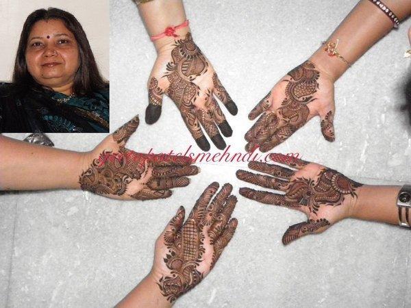 Geeta Patel - Celebrity Mehndi  | Mumbai | Mehendi Artists