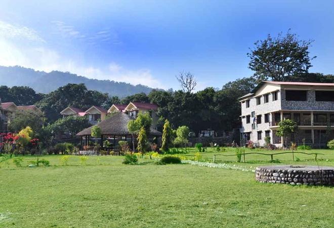 Pratiksha River Retreat Corbett Ramnagar Jim Corbett - Banquet Hall