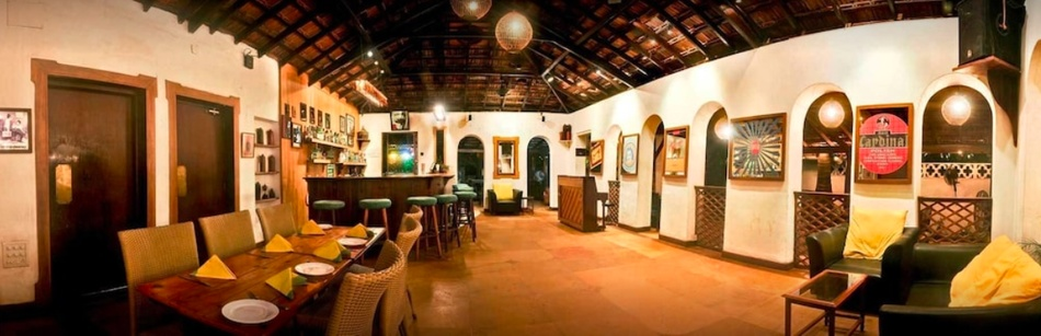 Cavala Resort Calangute Goa - Wedding Lawn