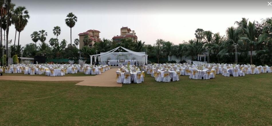 Flag's Avant Garde, Marve Beach Malad West Mumbai - Wedding Lawn