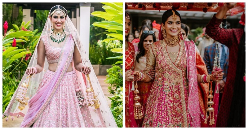 Pink Passion: 10 Dreamy Pink Outfits for Brides!