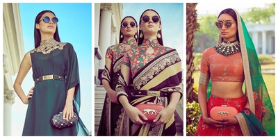 Sabyasachi's Taj Minaudière Clutch Collection is Every Millennial Bride's Dream!