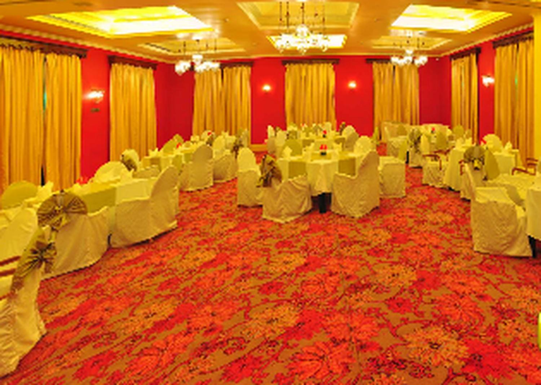Fortune Select Regina Candolim Goa Banquet Hall 5 Star Wedding