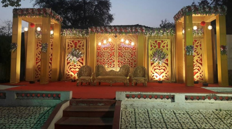 Seasons Lawns Civil lines Nagpur - Banquet Hall