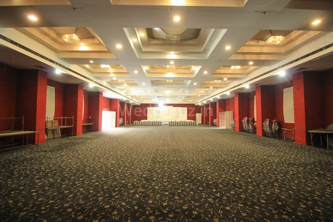 Hotel Grand Harshal Malviya Nagar Jaipur - Banquet Hall