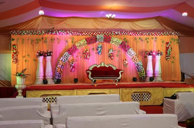 KR Farm House Shamsabad Agra - Banquet Hall