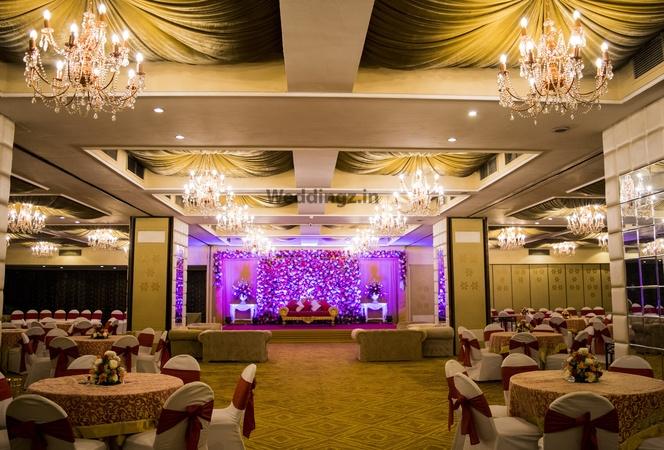 Essex Farms Hauz Khas Delhi - Banquet Hall