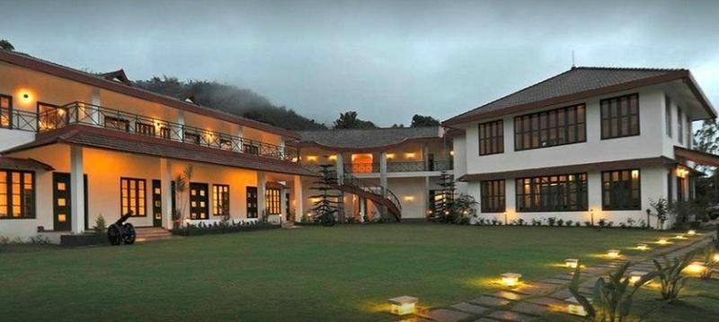 Club Mahindra Resort, Virajpet, Coorg