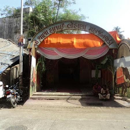 Shree Halai Lohana Mahajanwadi Kalbadevi Mumbai - Banquet Hall
