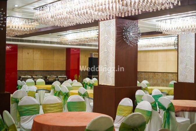 Hotel Mandarin Square Zirakpur Chandigarh - Banquet Hall