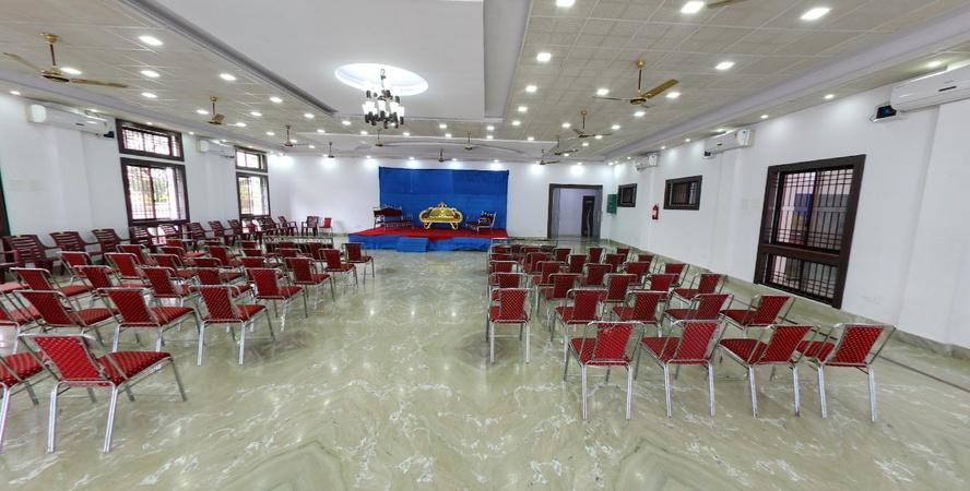Paahi Palace Morabadi Ranchi - Banquet Hall