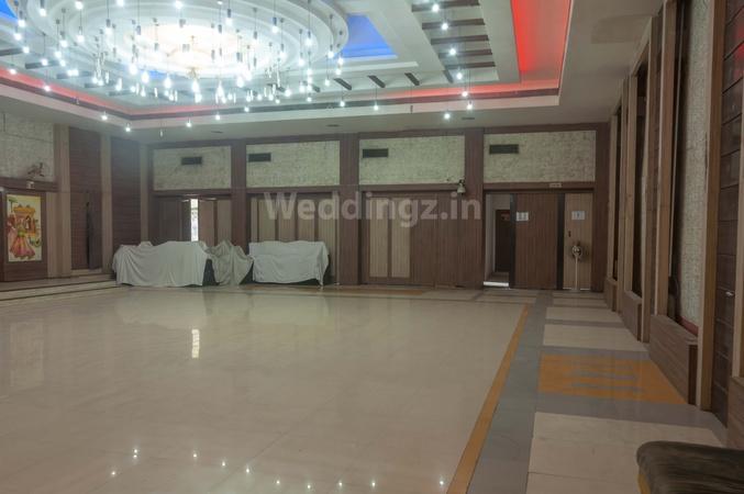 Rangoli Hotel And Banquets Dhantoli Nagpur - Banquet Hall