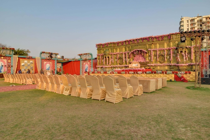Pearls Resort Tajganj Agra - Banquet Hall