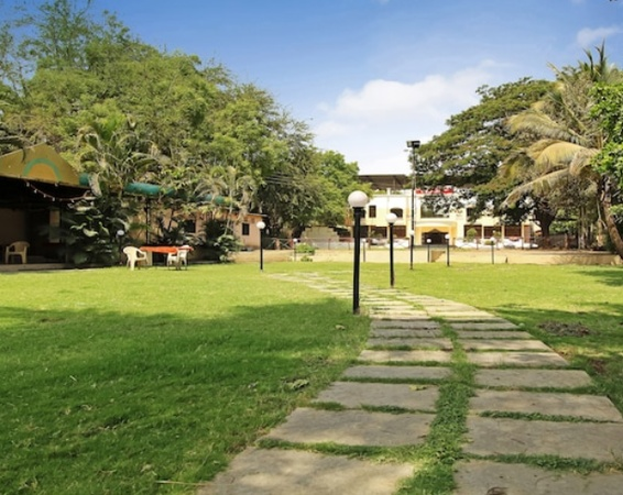 Chandraphool Lawn And Banquet Hall Alandi Pune - Banquet Hall