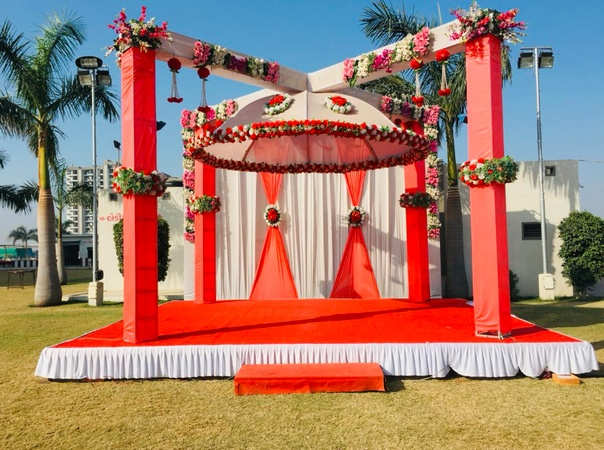Karan Party Plot Mota Mava Rajkot - Wedding Lawn