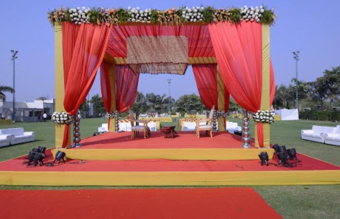 G D Party Plot Sola Ahmedabad - Wedding Lawn