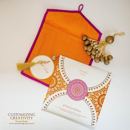 Customizing Creativity | Mumbai | Invitation Cards
