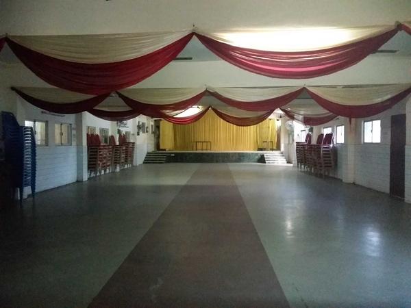ADPT Nithi Nilaya Kalyana Mandapam Alandur Chennai - Banquet Hall