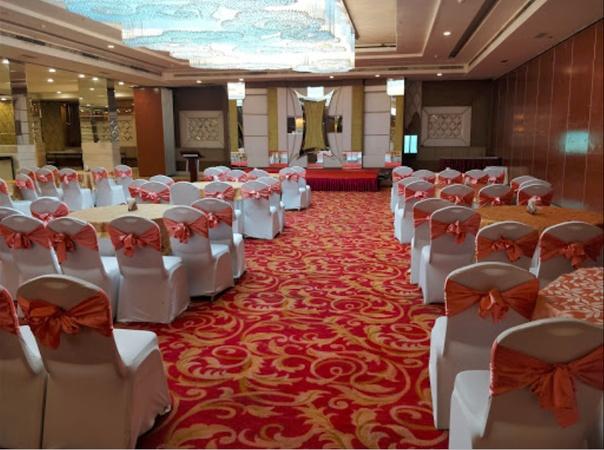 Citrus Hotel Ghaziabad Raj Nagar Ghaziabad - Banquet Hall
