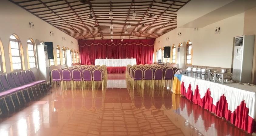 BTH Bharat Hotel Pallimukku Kochi - Banquet Hall