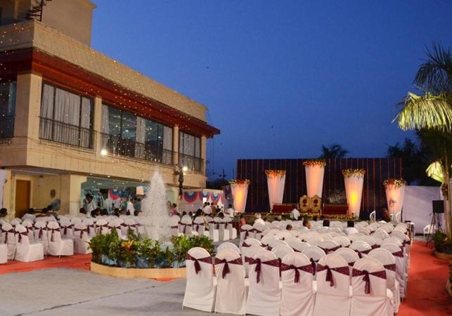Vrindavan Vatika Shri Ahir Samaj Borivali West Mumbai - Banquet Hall
