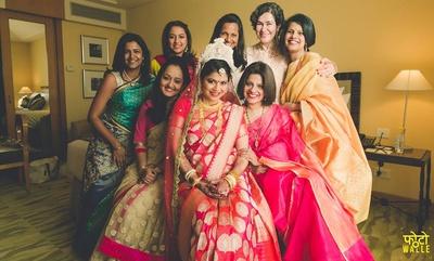 Brides maids!!