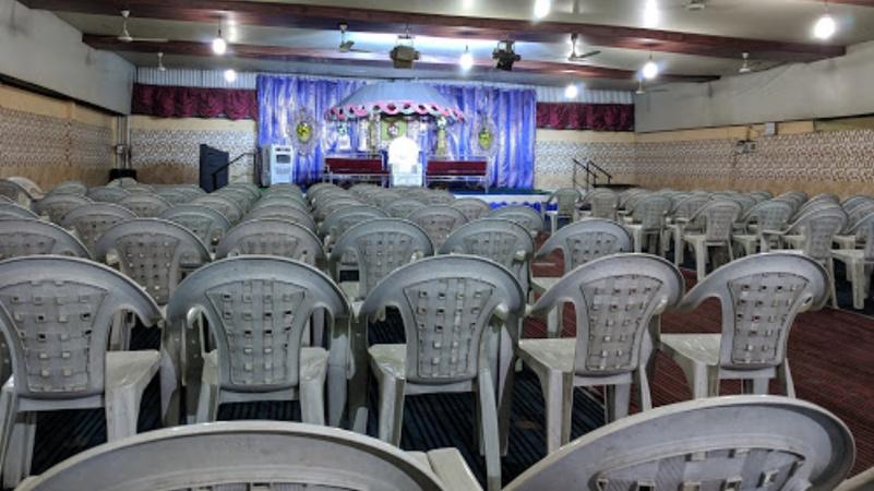 AK Plaza Function Hall Amberpet Hyderabad - Banquet Hall