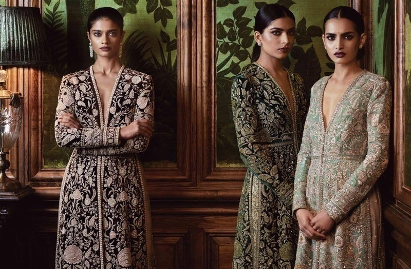 Firdaus – Sabyasachi's Latest Indian Bridal Wear Collection Wows us, AGAIN!