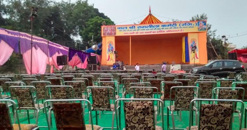 Dussehra Ground Delhi Cantt Delhi - Wedding Lawn