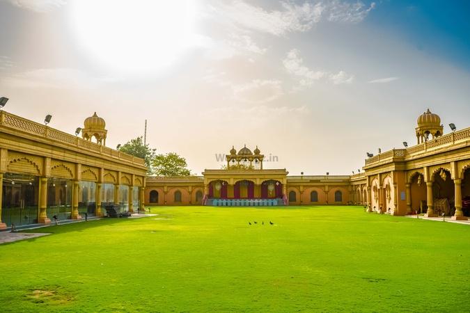Harnarain Palace Inayatpur Gurugram - Banquet Hall