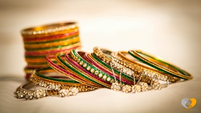 Bridal trousseau photography by Camera Crew