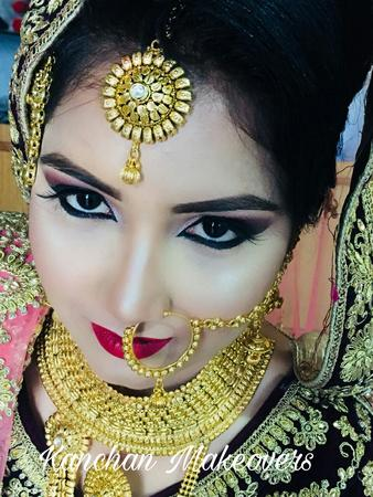 Kanchan Makeovers | Ludhiana | Makeup Artists