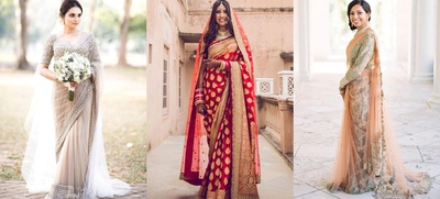 Throwback to 7 Brides who Rocked in Sabyasachi Sarees on their Big Day!