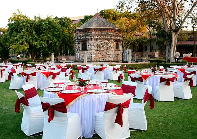 Castle Kanota Kanota Jaipur - Wedding Lawn
