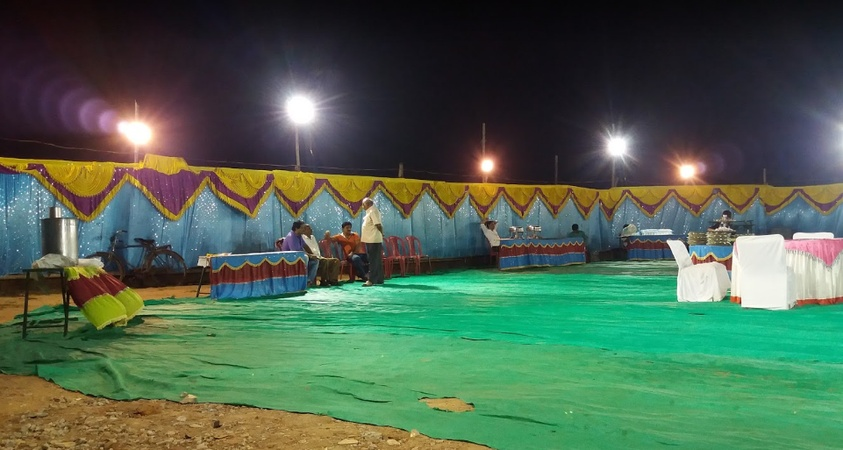 Pabitra Mandap Khandagiri Bhubaneswar - Wedding Lawn