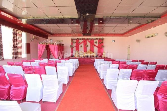 Shankar Wala's Paradise Sanganer Jaipur - Banquet Hall