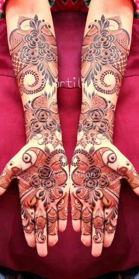 100 Mehandi Design Images To Pin If You Re Attending A