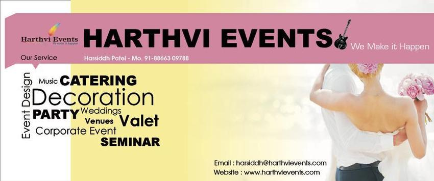 Harthvi Events | Ahmedabad | Wedding Planners