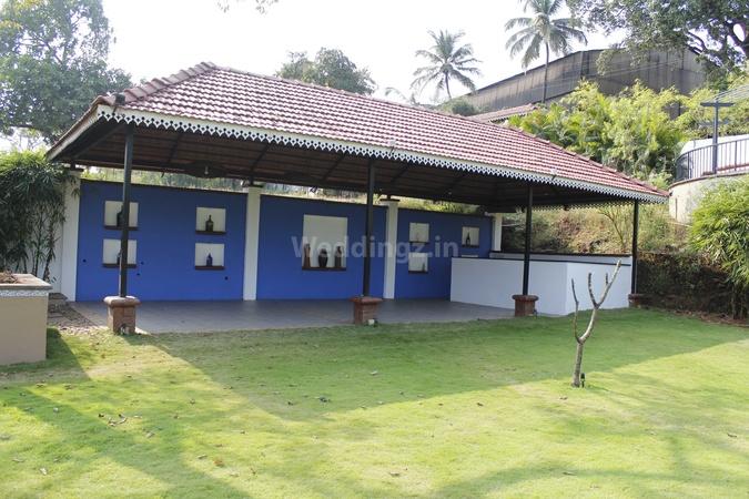 Momentz Bicholim Goa - Wedding Lawn