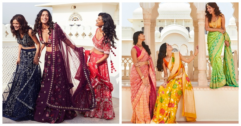 Rent Fabulous Designer Wedding Wear from Date the Ramp!