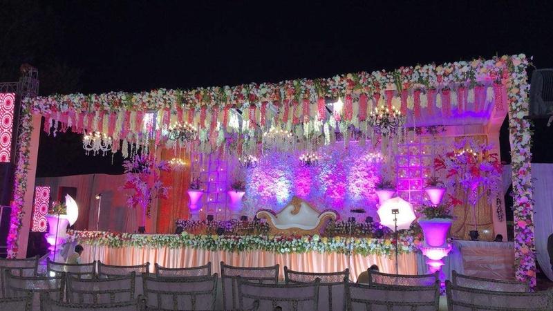 Khatirdari Upvan Gomti Nagar Lucknow - Wedding Lawn