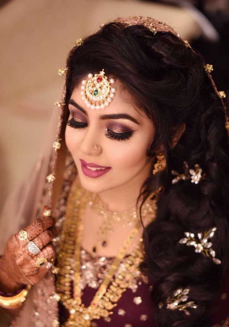 bridal makeup looks which rocked the 2018 indian wedding