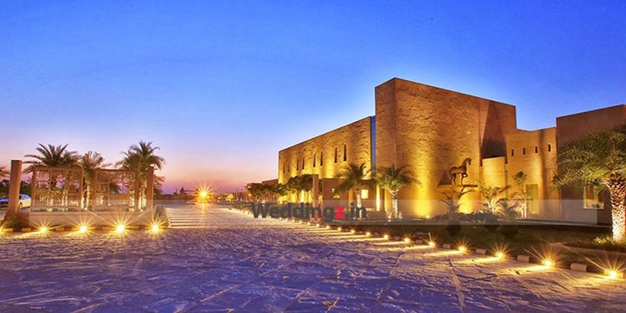 ITC Welcom Hotel Shikargarh Jodhpur - Banquet Hall