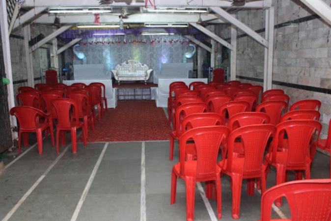 Gujarati Hall Mahim Mumbai - Banquet Hall
